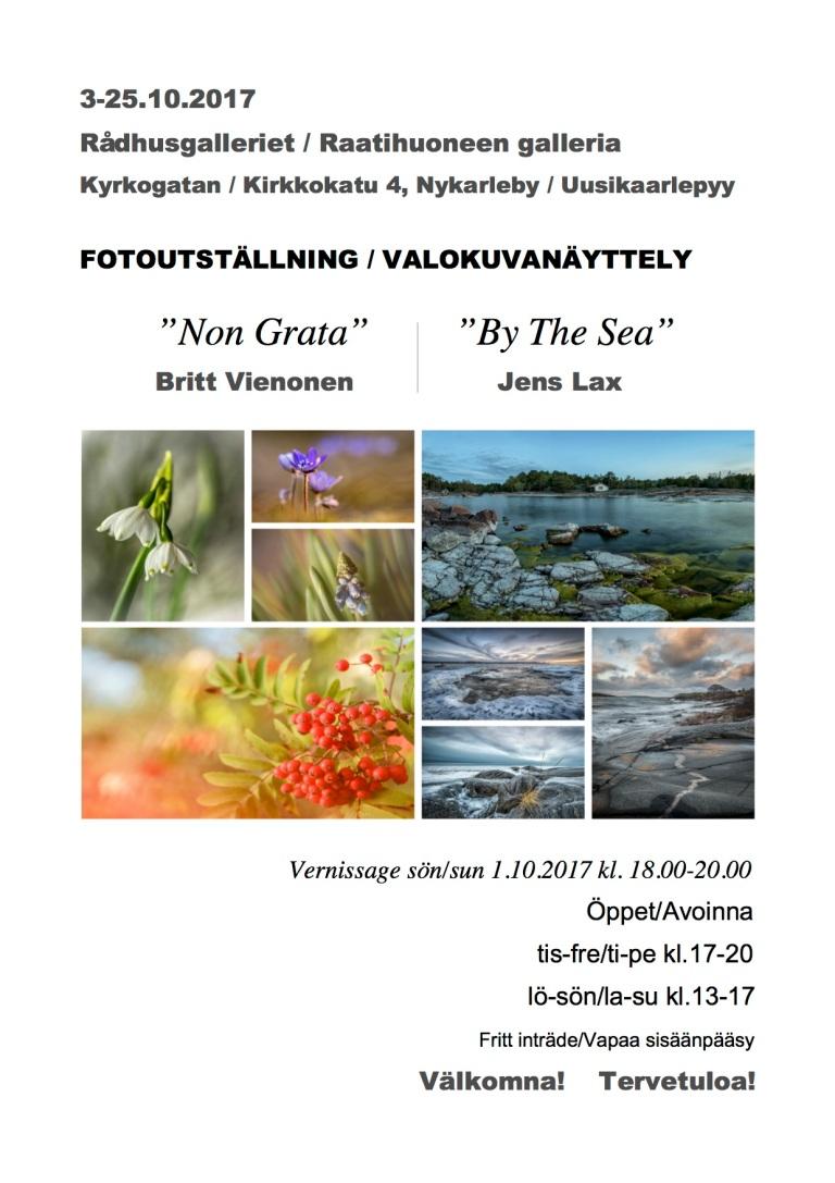 Poster Fotoutställningen9
